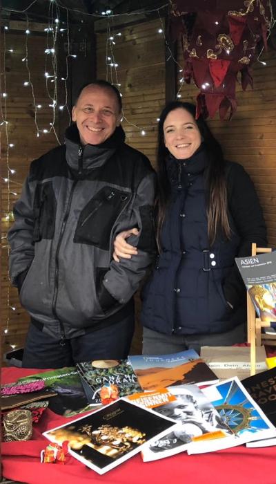 Andreas Steif, Petra Reisch, Martinsmarkt Fusshollen
