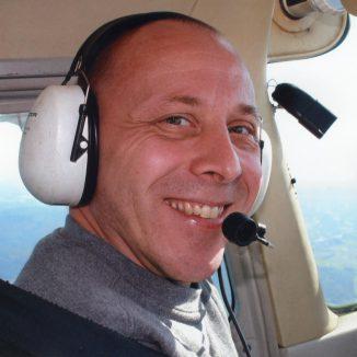 Andreas Steif, Pilot