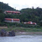 Laos, Mekong, Hotel
