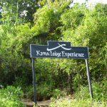 Laos, Kamu Eco Lodge, Hotel