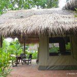 Laos, Kamu Eco Lodge, Zelt, Hotel