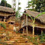 Laos, Dorf