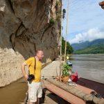 Laos, Pak Ou, Mekong