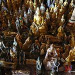 Laos, Buddhas, Höhle, Pak Ou