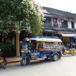 Laos, Tuktuk