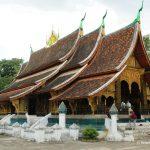 Laos, Tempel, Buddha