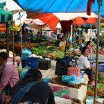 Laos, Markt