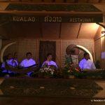 Kambodscha, Musiker, Kualao Restaurant