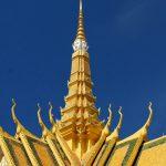 Kambodscha, Tempel
