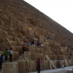 Ägypten, Kairo, Gizeh, Pyramide