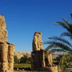 Ägypten, Memnon Kolosse
