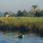 Ägypten, Nilkreuzfahrt, Nil, Boot