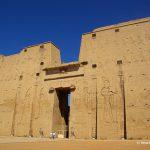 Ägypten, Nilkreuzfahrt, Tempel, Horus
