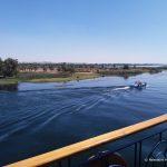 Ägypten, Nilkreuzfahrt, Schiff, Nil