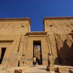 Ägypten, Nilkreuzfahrt, Tempel
