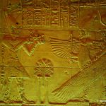 Ägypten, Nilkreuzfahrt, Tempel, Relief