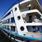 Ägypten, Nilkreuzfahrt, Schiff