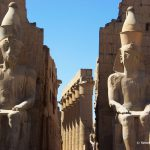 Ägypten, Luxor, Tempel