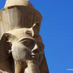 Ägypten, Luxor, Tempel, Ramses