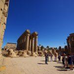 Ägypten, Luxor, Tempel,