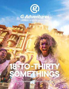 Katalog G-Adventure 18-to-30