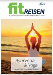 Katalog Fit-Reisen Ayurveda & Yoga 2021