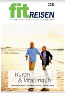 Katalog Fit-Reisen Kuren & Vitalurlaub 2021