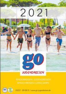 Katalog Go Jugendreisen 2021