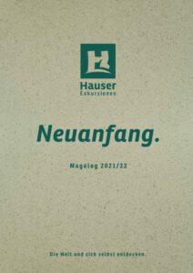 Hauser Magalog 2021/22
