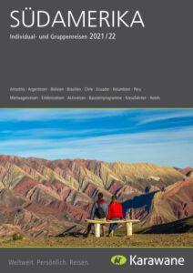 Katalog Karawane Südamerika
