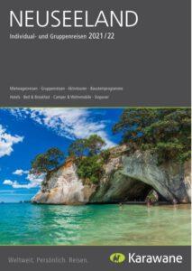 Katalog Karawane Neuseeland