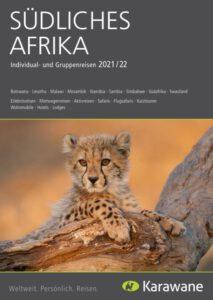 Katalog Karawane Südliches Afrika
