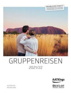 Katalog Karawane Gruppenreisen